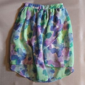 (The Children's)PLACE Lined Skirt Girls Size 7/8